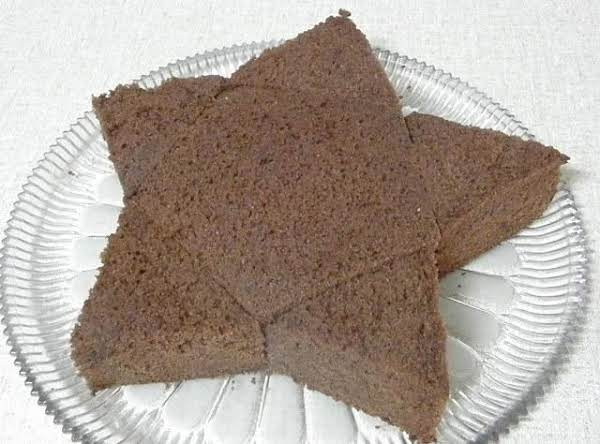 Star Shape Cake Recipe