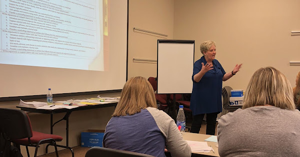 Abell and Atherton On Demand Writing Training - February 5, 2019