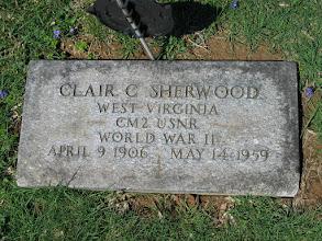Photo: Sherwood, Clair C.