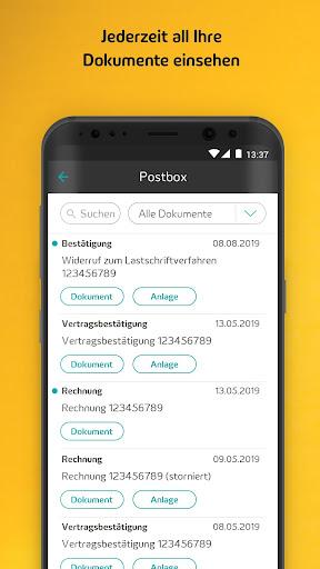 Meine enviaM-App: Strom & mehr  screenshots 4