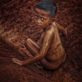 Child from Cisaku  by Ade Purnama - Babies & Children Children Candids