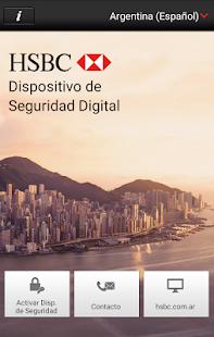 HSBC Mobile Banking - screenshot thumbnail