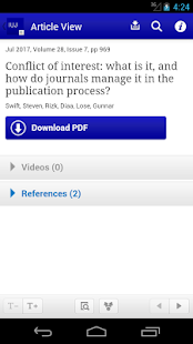 International Urogynecology Journal- screenshot thumbnail