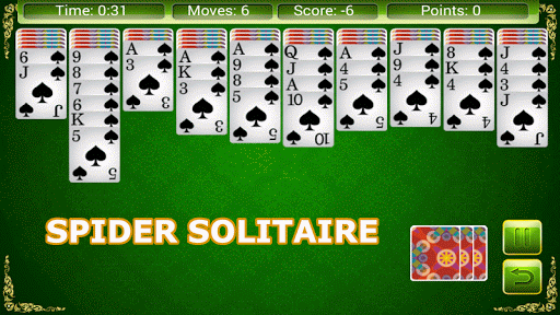 Solitaire 6 in 1  screenshots 11