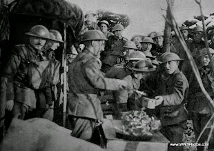 Photo: Rations In The Trenches On The Western Front