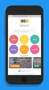 WNNA: Nearby Food, Places, Fun ? ? ⚽️ - náhled