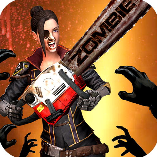 Chainsaw: Undead Zombie Virus Killer Action Game