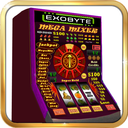 Mega Mixer Slot Machine +