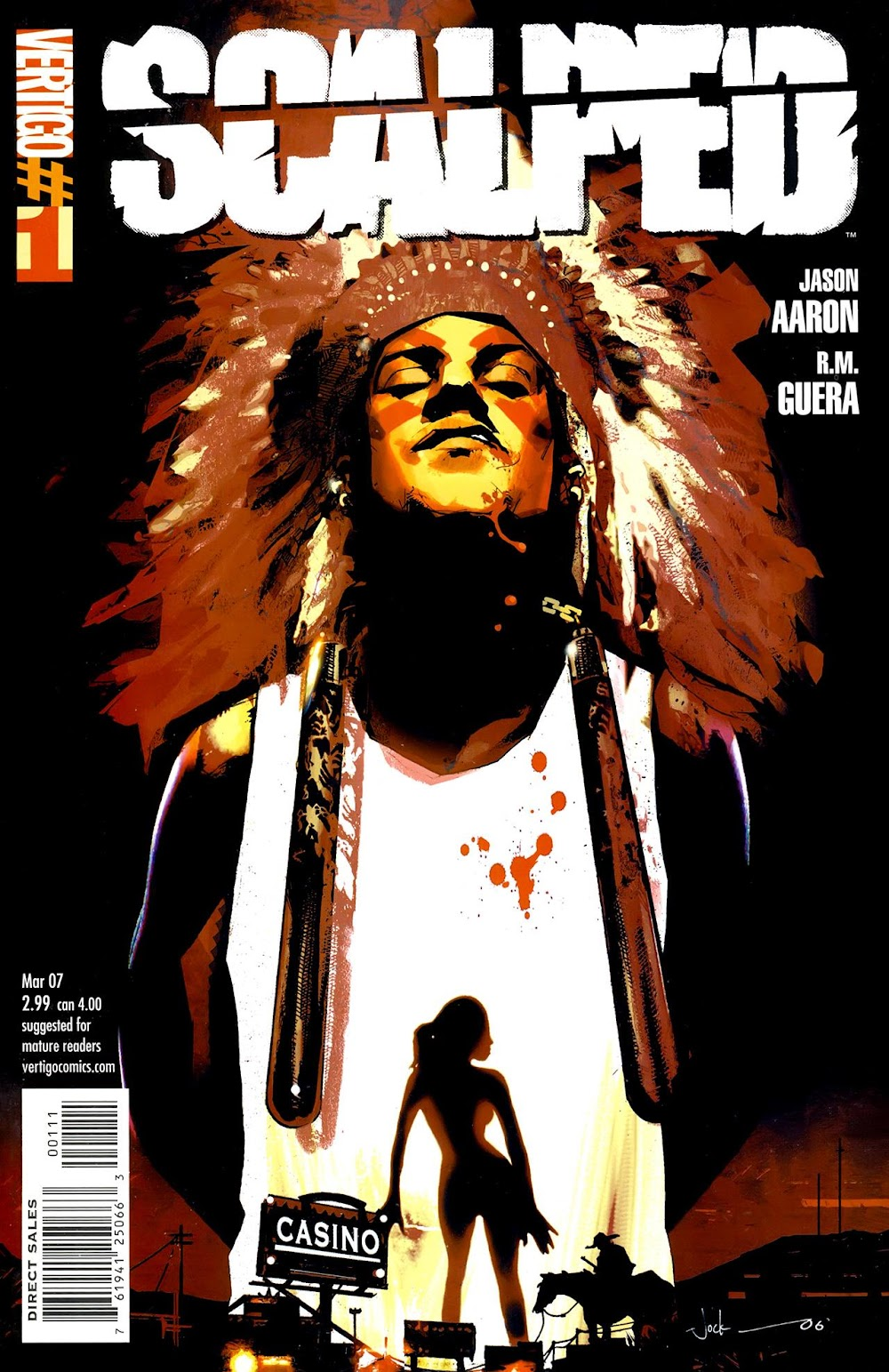 Scalped (2007) - complete
