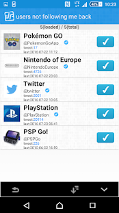 Follow Tool for Twitter- screenshot thumbnail