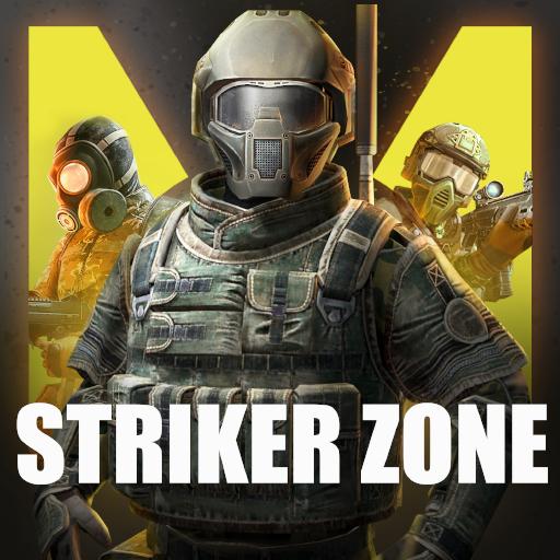 Striker Zone Mobile: Online Shooting Games