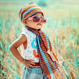 Little Model by Achmad Sutanto - Babies & Children Child Portraits ( #child, #little, #model, #indonesia, #exotic )