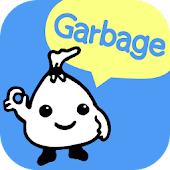 Nakano City Garbage Separation App