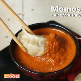 Momos Sauce/Chutney Recipe