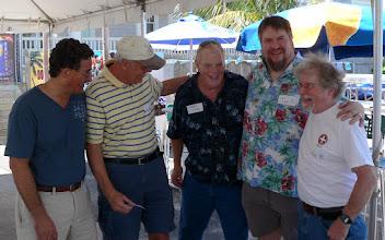 Photo: Sam Elsamman, Will Etz, Larry Hyde, Joe Orost, Neil Brutman