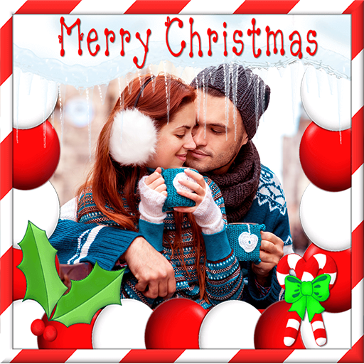Christmas Photo Frames (app)