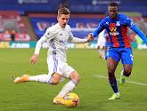 Crystal Palace en Leicester City hebben 1-1 gelijkgespeeld