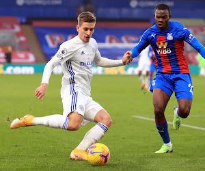 Dennis Praet réclamerait plus de temps de jeu à Leicester City cette saison