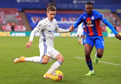 Leicester City laat dure punten liggen en raakt niet voorbij Crystal Palace