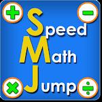 SpeedMathJump 스피드 수학 Icon