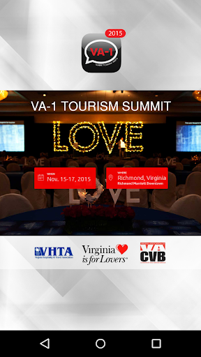 VA-1 Tourism Summit