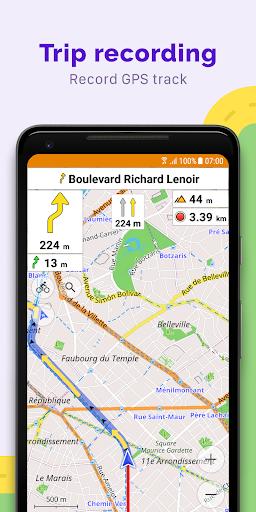 OsmAnd u2014 Offline Travel Maps & Navigation  screenshots 5