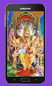 Laxmi Narasimha god Wallpapers screenshot 2