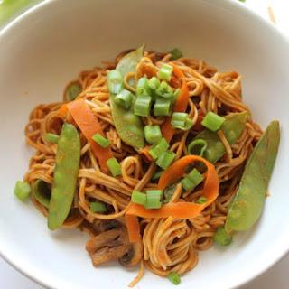 Vegan Thai Curry Noodles