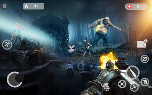 Rivals Zombie Land : Dead Squad Escape Games 2018 1.0 screenshots 1