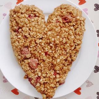 Baked Oatmeal Breakfast Cookie.