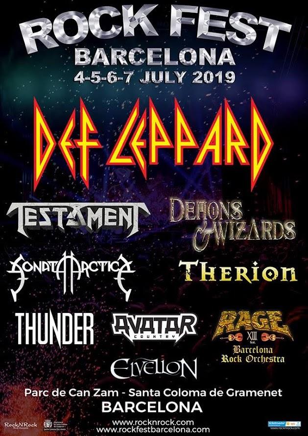 rock fest 2019