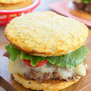 Cauliflower Bread Buns Recipe