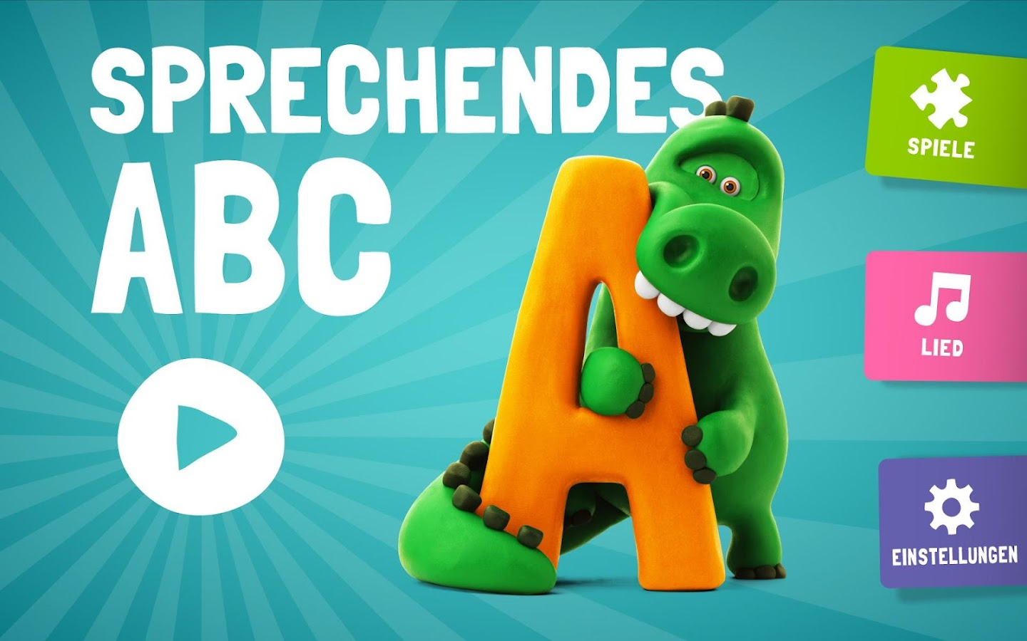 Sprechendes ABC- screenshot