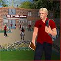 High School Boy Simulator: School Games 2020 icon