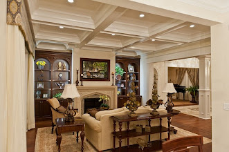 Photo: finished family room