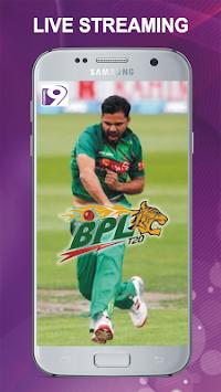 Download Channel 9 Live BPL APK latest version app for