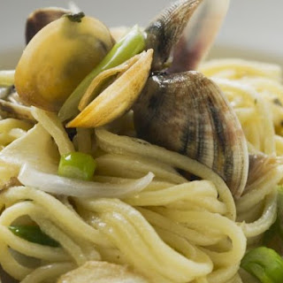 Fresh Clam Linguine