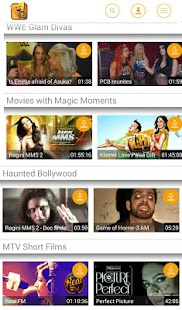 Vuclip Search: Video on Mobile- screenshot thumbnail