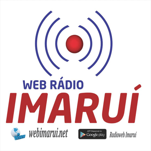 Web Radio Imarui: captura de tela
