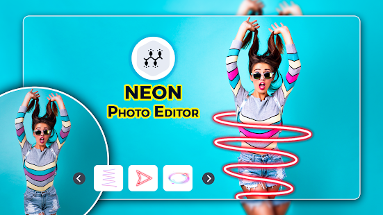 Download Neon Photo Editor - Background Changer APK latest
