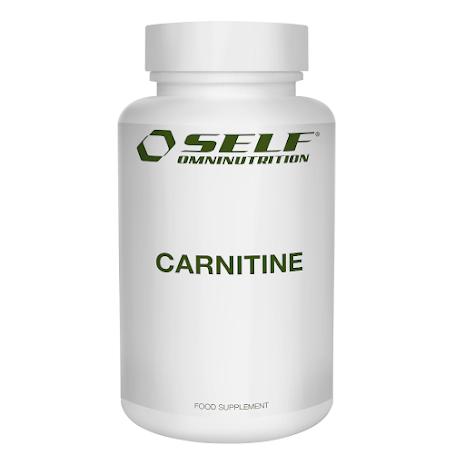 Self Carnitine 120 kapslar