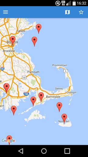 NOAA Buoys Live Marine Weather Apk apps 2
