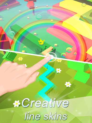 Android/PC/Windows的Dancing Line (apk) 游戏 免費下載 screenshot
