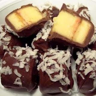 Delicious Bananas In Chocolate