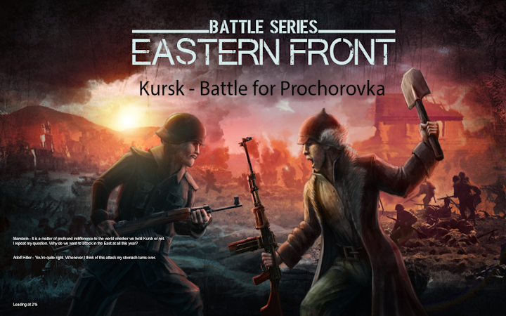 Kursk – Battle at Prochorovka v1.1