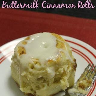 Quick & Easy Peasy Buttermilk Cinnamon Rolls