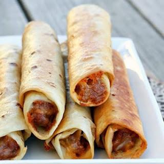 Crisp Bean Burritos (Taco Time Copycat Recipe).