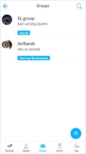Black Social 5.2.7 screenshots 1