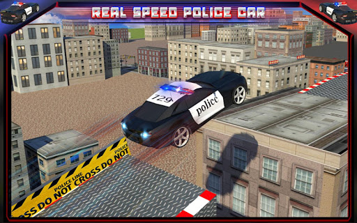 Police Car Rooftop Training screenshot 9