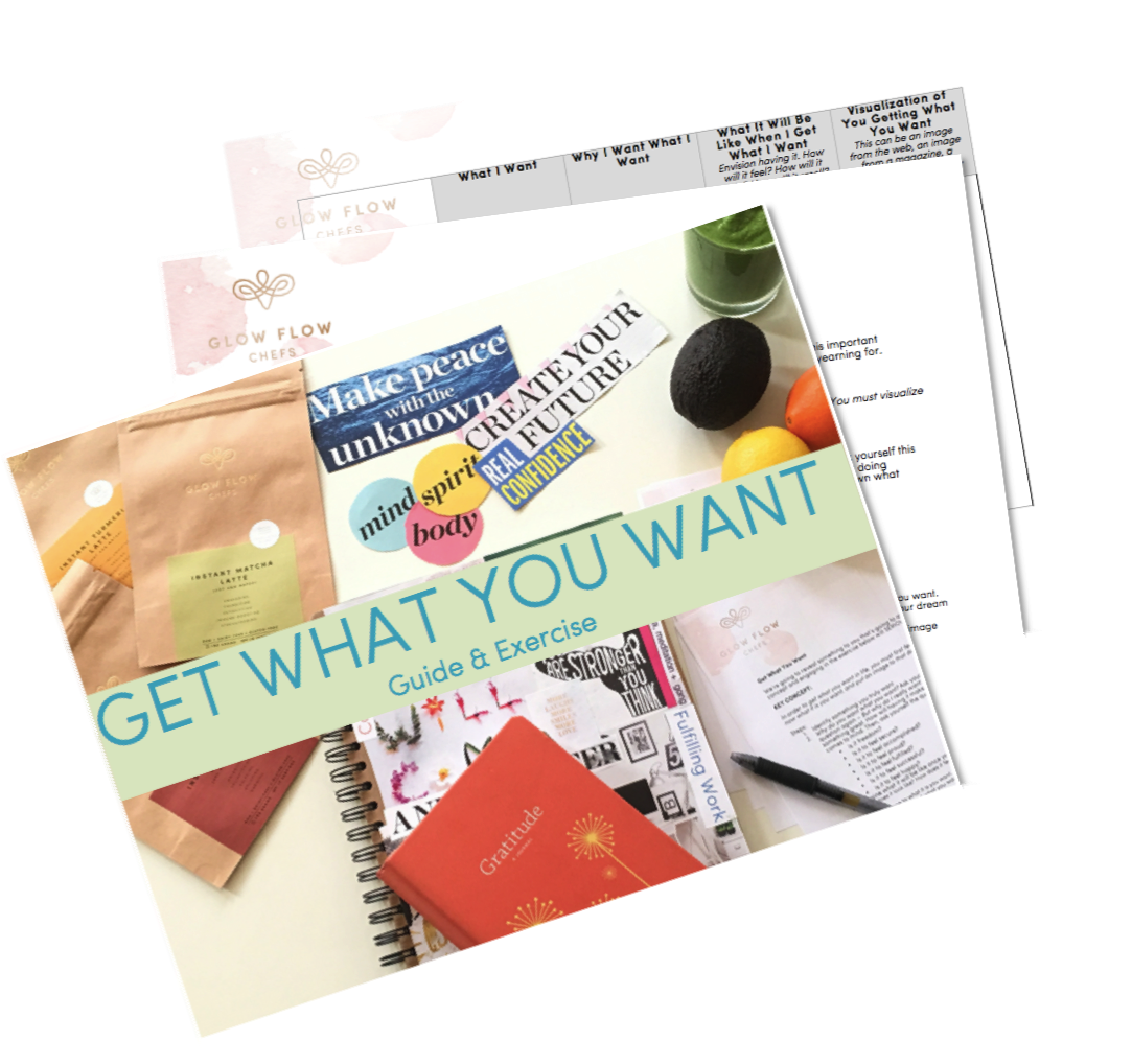 Get What You Want Journal